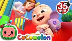 Yes Yes Playground Song + More Nursery Rhymes  Kids Songs - CoComelon